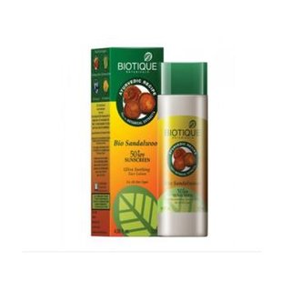 Sandalwood Lotion LSF 50+, 120ml