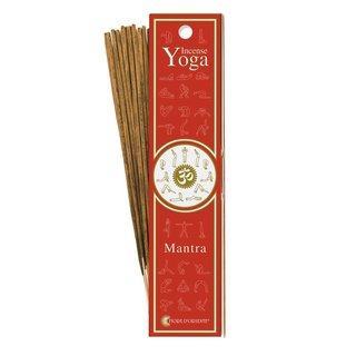 Yoga Incense Mantra
