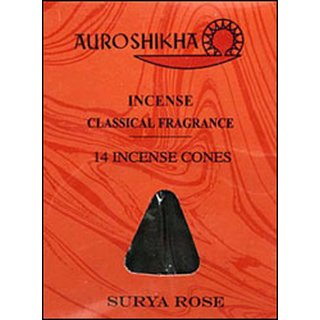 Auroshikha Incense Surya Rose 14 Kegel