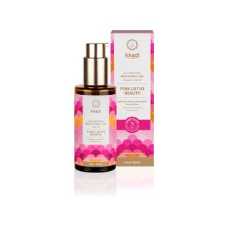 Pink Lotus Beauty Körperöl, 100 ml