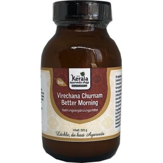 BIO Virechana (Better Morning) Pulver, 225g